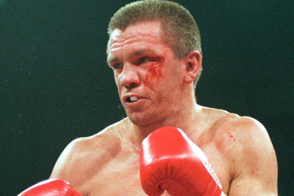 Ein Bild aus längst vergangenen Box-Tagen: Graciano Rocchigiani 1998 im Ring.