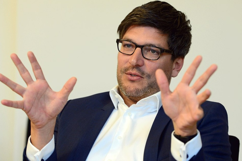 Berlins Justizsenator Dirk Behrendt (45, Grüne)
