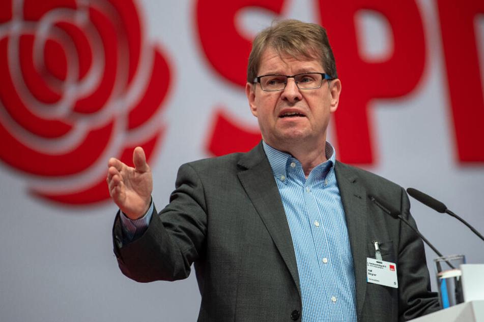SPD-Fraktionsvorsitzender plant Fusion mit den Linken