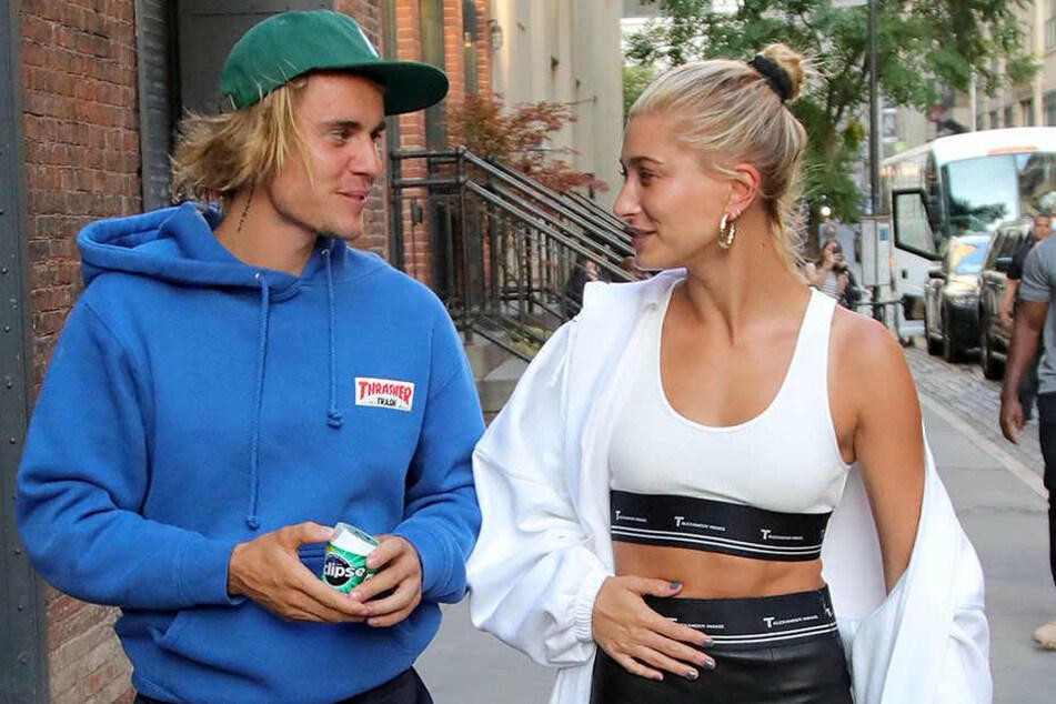 Justin Bieber (25) und Hailey Baldwin (22) sind glücklich verheiratet.