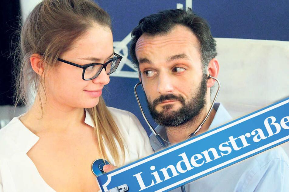 """In Dresden mimt er im Theater den frivolen Arzt. In der """"Lindenstraße"""" wird's etwas züchtiger: Schauspieler Manuel Krstanovic (38) bekommt eine Rolle in der Kult-Soap."""