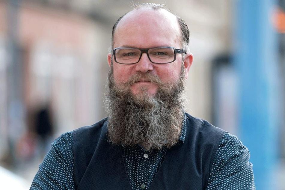 """Die Dunkelziffer ist höher"""", so Alfred Mucha ( 50) von der Stadtmission Chemnitz."""