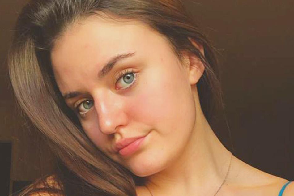 Lillie Cattell (18) war am Boden zerstört, als sie ihren Arbeitsplatz verlassen musste.