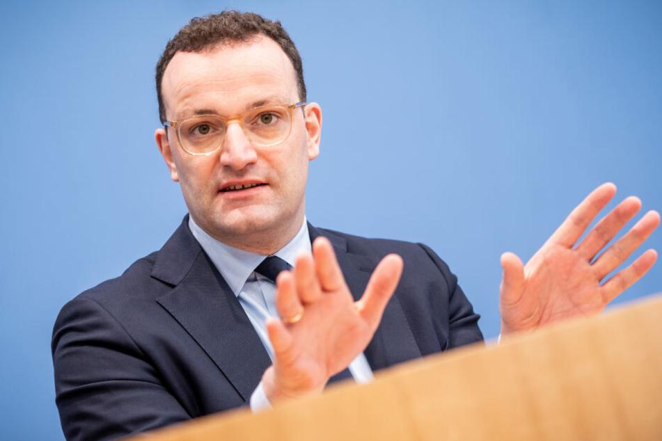 Jens Spahn (CDU) will am Mittwoch eine Regierungserklärung zum Krisenmanagement rund um den Coronavirus abgeben.