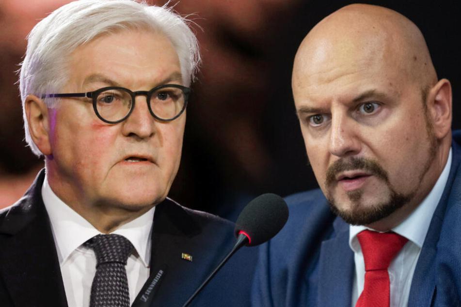 """""""Schluss mit Schuldkult"""": AfD-Mann Räpple erntet nach Holocaust-Äußerung Shitstorm"""