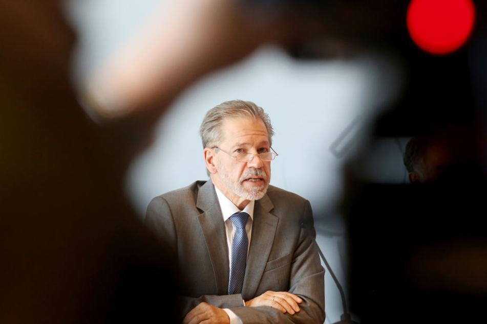 Burkhard Freier, Chef des NRW-Verfassungsschutzes.