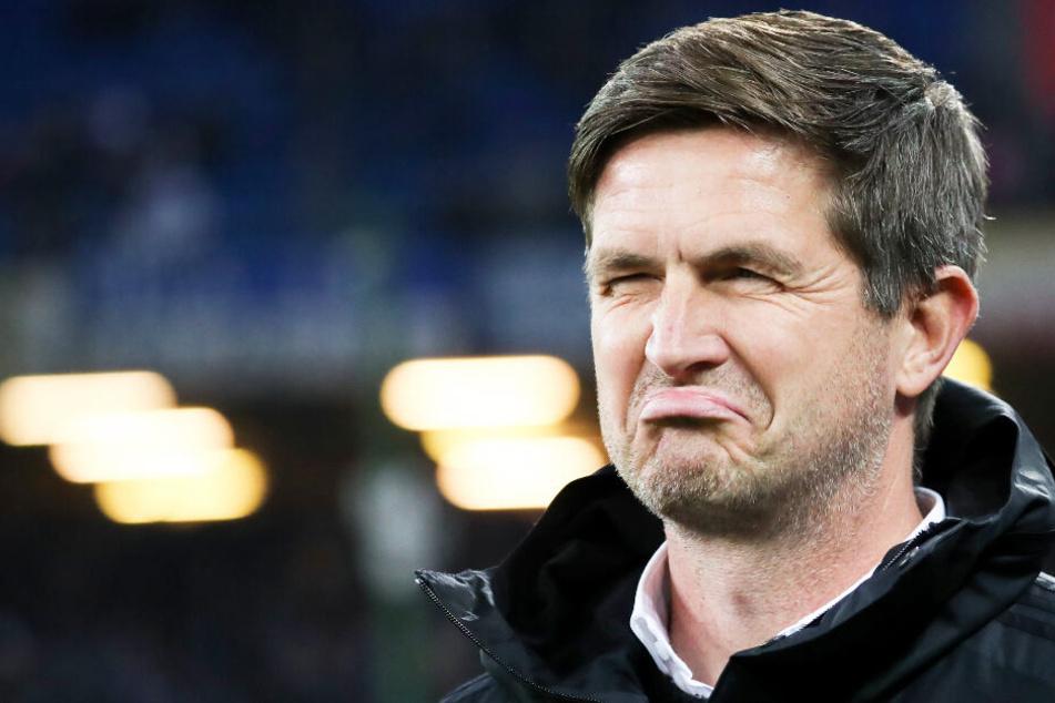 Ralf Becker (48) war erst seit rund einem Jahr HSV-Sportvorstand.