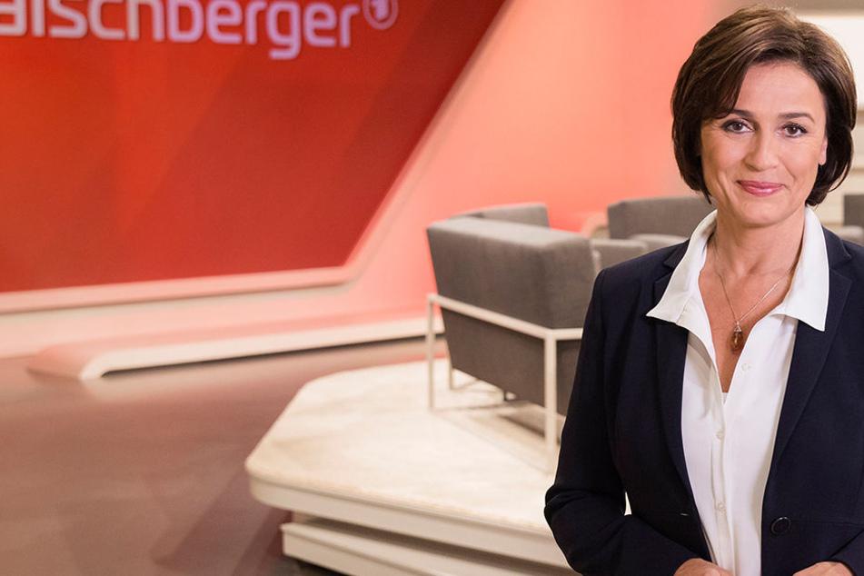 """Bei Sandra Maischberger (51) gab es eine Programmänderung. Der Talk kam zu später Zeit und mit neuem Thema: """"GroKo""""."""