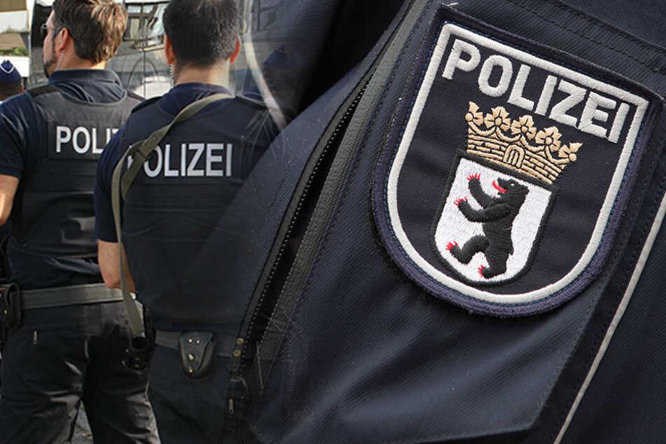 Viele Berliner Polizisten können nun den Heimweg antreten. (Bildmontage)