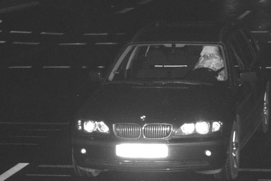 Sogar der Weihnachtsmann wurde im vergangenen Jahr an der Dohnaer Straße geblitzt - ausgerechnet an Heiligabend!