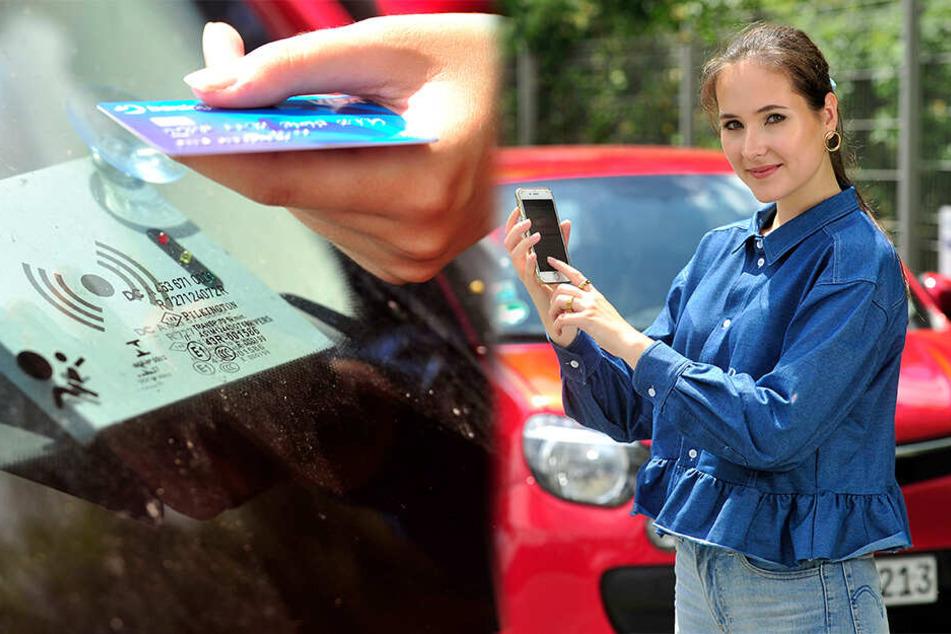 Chemnitz: Carsharing immer beliebter: Immer mehr Chemnitzer teilen ihr Auto
