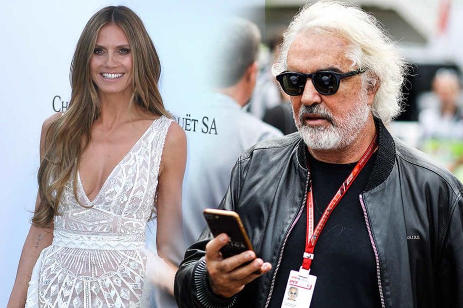Flavio Briatore: Er fühlt sich nicht als Leni Klums Vater