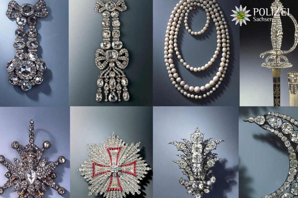 Wo sind nur die Dresdner Juwelen abgeblieben?