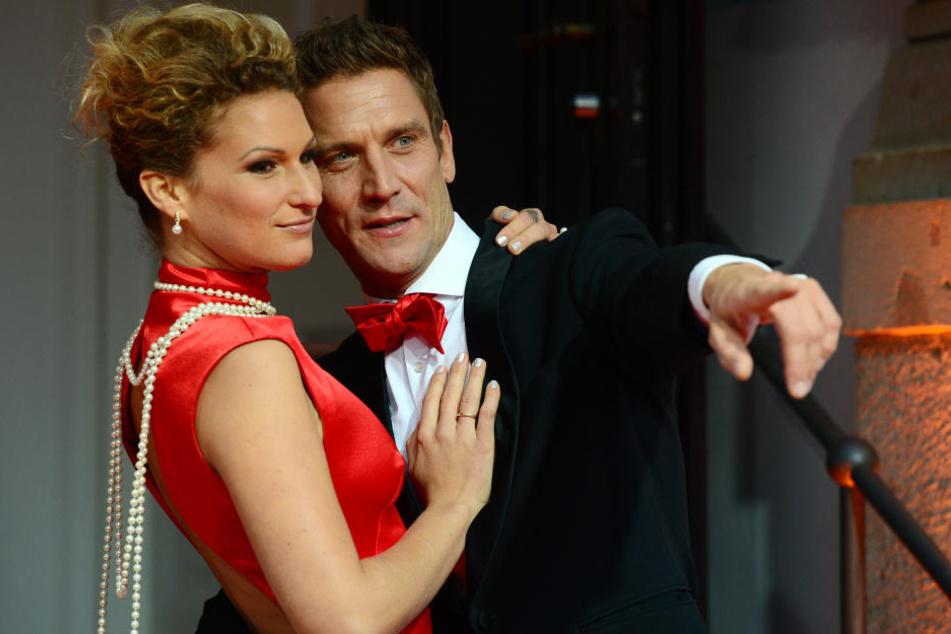 Ganz heimlich haben Peer Kusmagk (43) und seine Janni Hönscheid (28) vor einem Jahr geheiratet.