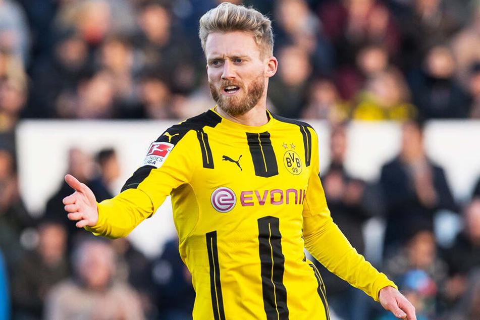 André Schürrle verlässt die Bundesliga endgültig und wechselt nach Russland zu Spartak Moskau.