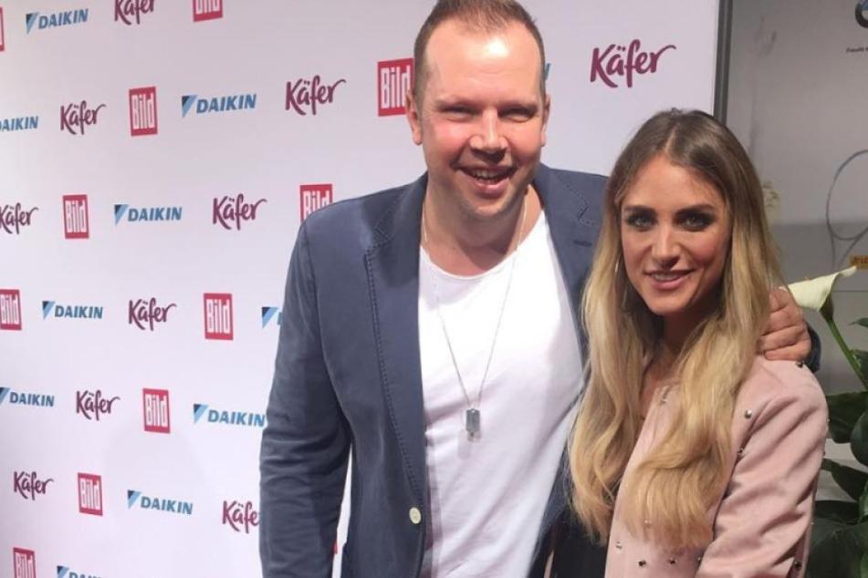 Wolff-Christoph Fuss (41) und Anna Kraft (32) erwarten im Sommer ihr erstes Kind.