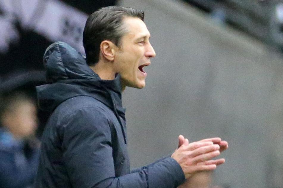 Der FC Bayern setzt weiterhin auf Niko Kovac als Trainer des Rekordmeisters. (Archiv)