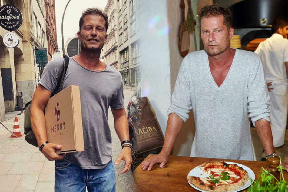 Nach Insta-Fail: Til Schweiger erklärt neues Pizzakonzept