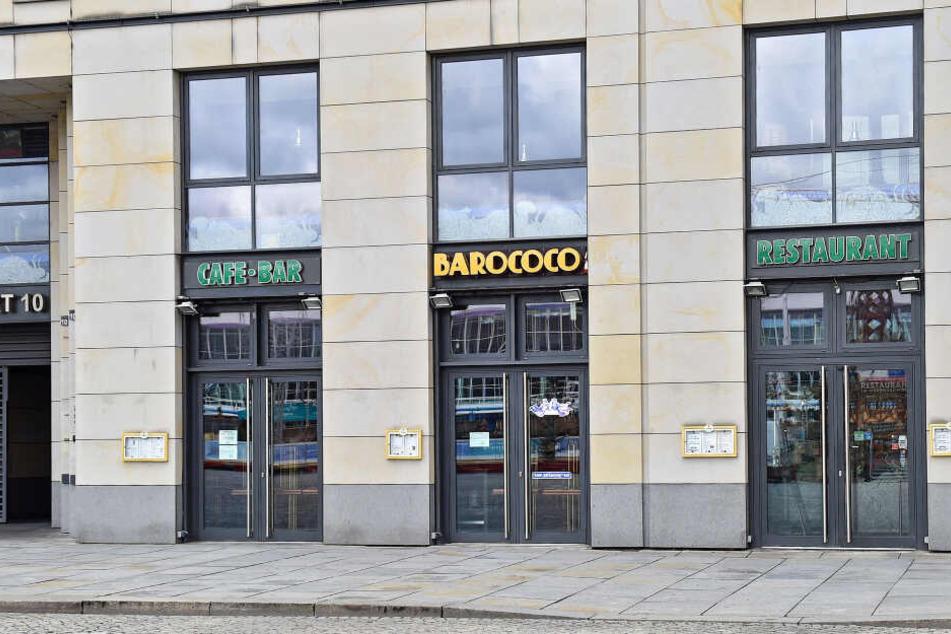 Seit Januar ist das Ex-Barococo am Altmarkt geschlossen.