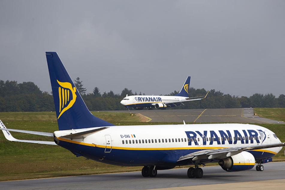 Ab Juni 2018 heben Ryanair-Flieger ab Tegel in Richtung Mallorca ab. (Symbolbild)