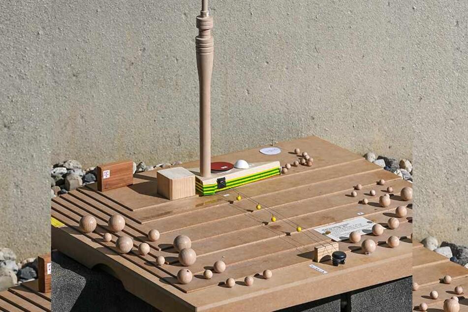 Die Idee einer Seilbahn zum Turm stößt bei den Anwohnern auf wenig Gegenliebe.