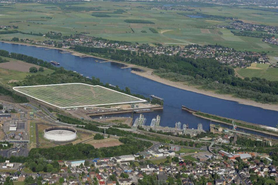 Godorfer Hafen-Ausbau endgültig vor dem Aus: HGK kämpft noch
