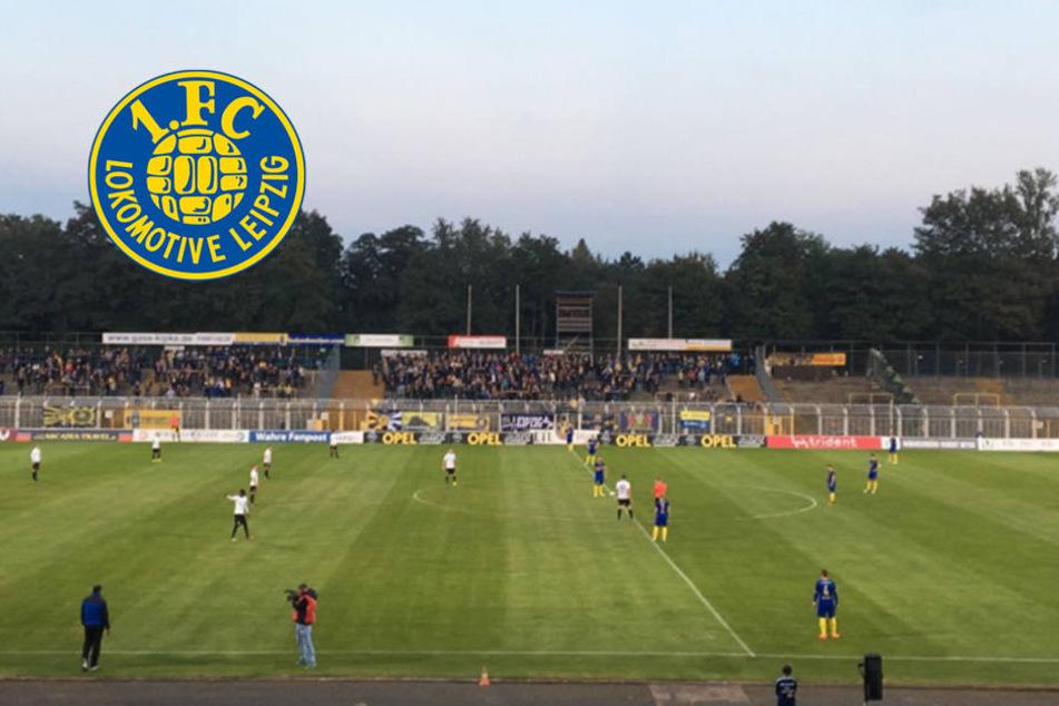 Lok Leipzig spielt FC Oberlausitz an die Wand