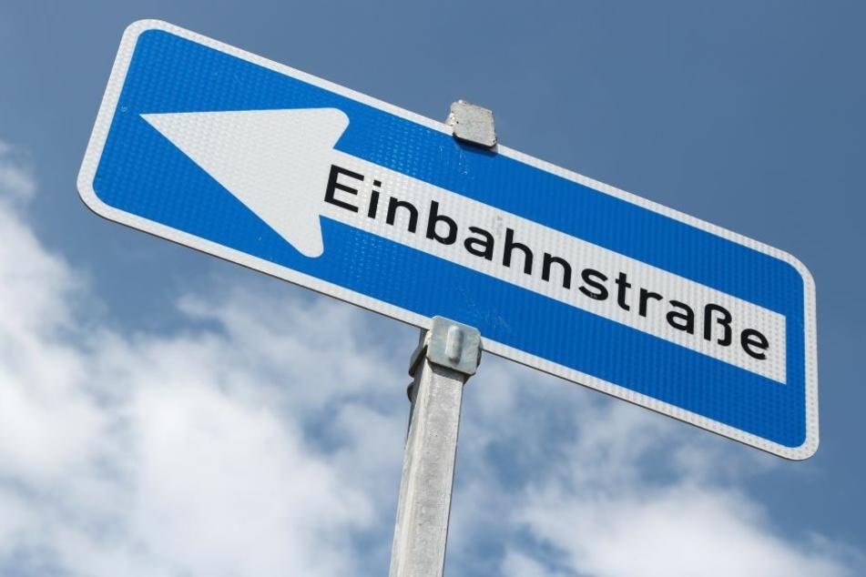 Diese Chemnitzer Straße wird ab Montag zur Einbahnstraße