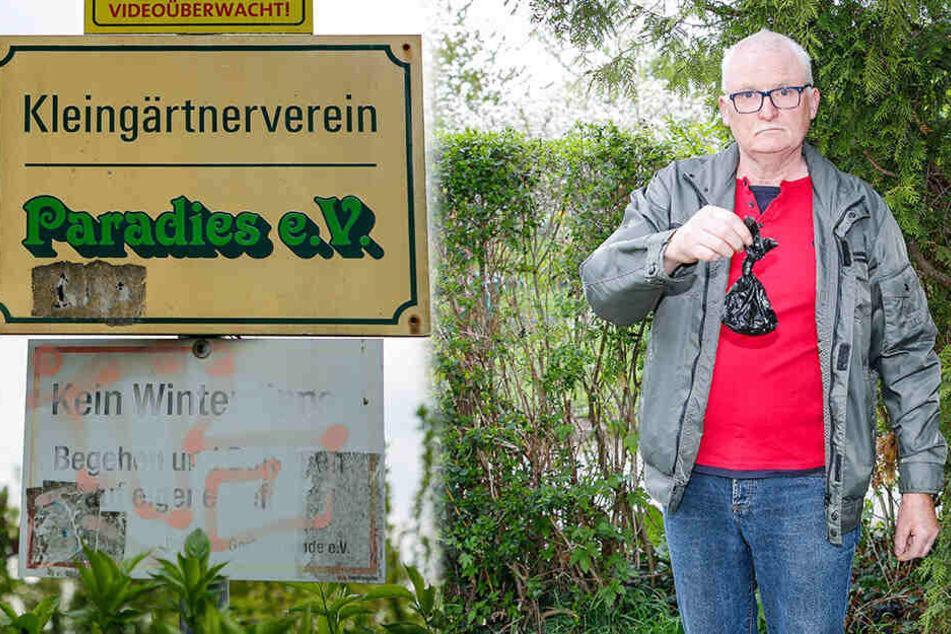 Giftköder im Kleingartenverein: Es gab bereits Zoff mit fremden Hundehaltern!