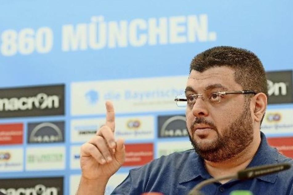 """Wie die """"Löwen"""" bekanntgaben, einigten sich der Verein sowie Investor Hasan Ismaik und der Hauptsponsor auf einen Deal zur weiteren Finanzierung."""