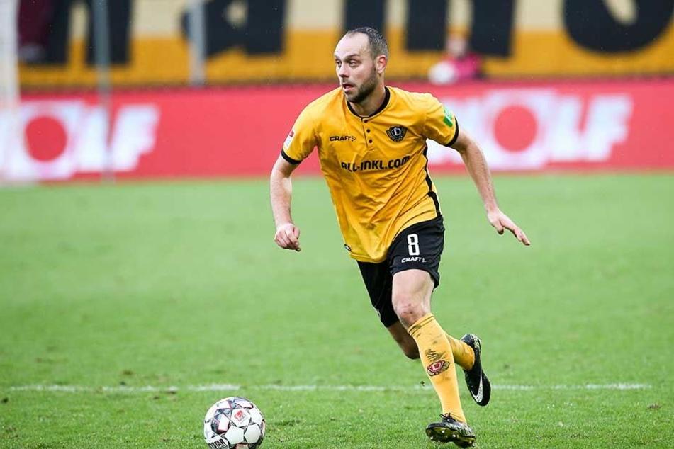 Rico Benatelli gehört bei den Schwarz-Gelben zu den Leistungsträgern.