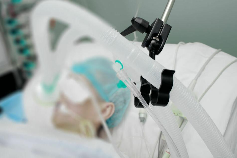 Das Mädchen starb nachdem sie einen Monat im Koma lag (Symbolbild).
