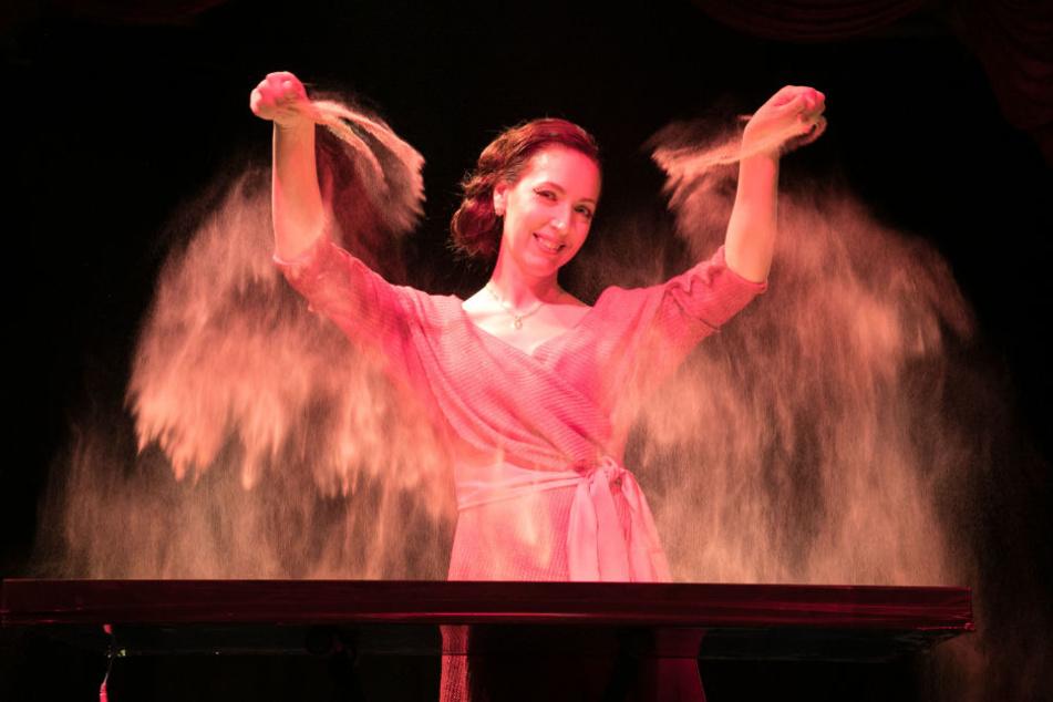 Bekannt aus Supertalent: Was Alla Denisova mit Sand zaubert, ist unglaublich