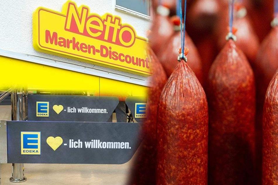 Neben Edeka und Netto sind auch Marktkauf, Bünthing und Norma betroffen (Symbolbilder).