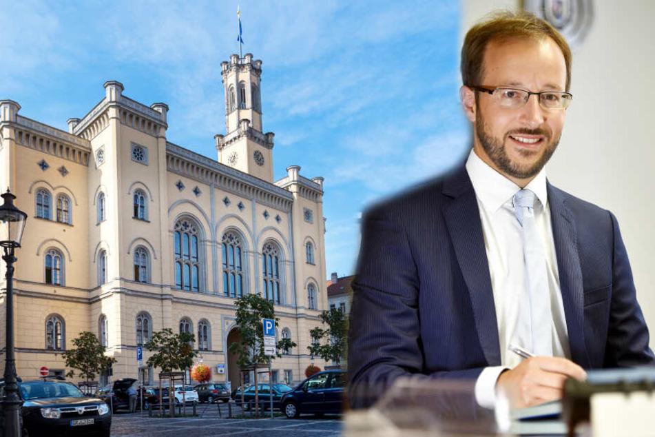 Nach nur einem halben Jahr: Zittauer Multi-Bürgermeister wirft hin
