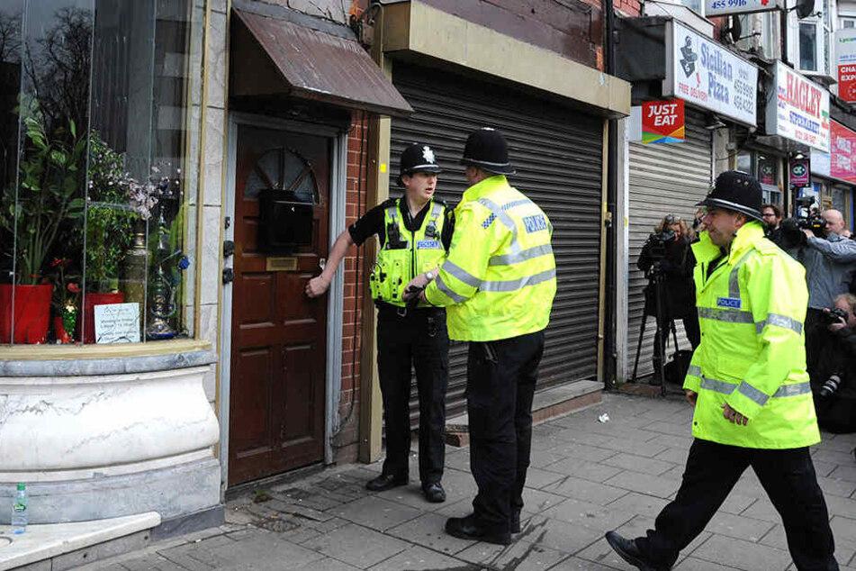 Nach dem Terror-Anschlag in London sind aktuell neun Personen in Gewahrsam.