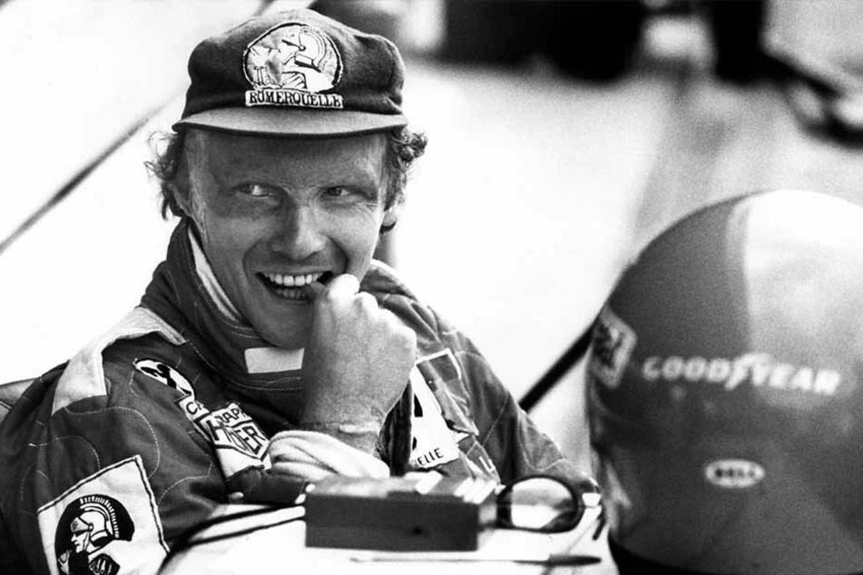 Lauda war ein Mann klarer Worte. Kuschelkurs kannte die österreichische Formel-1-Legende nicht.