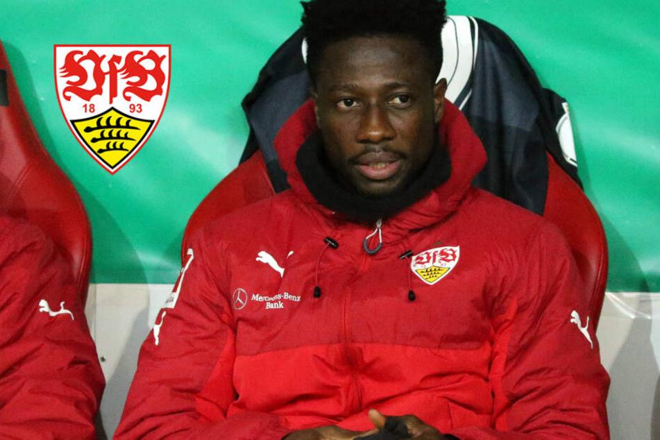 Kurz nach Rückkehr zum VfB: Ebenezer Ofori verlässt den Verein endgültig