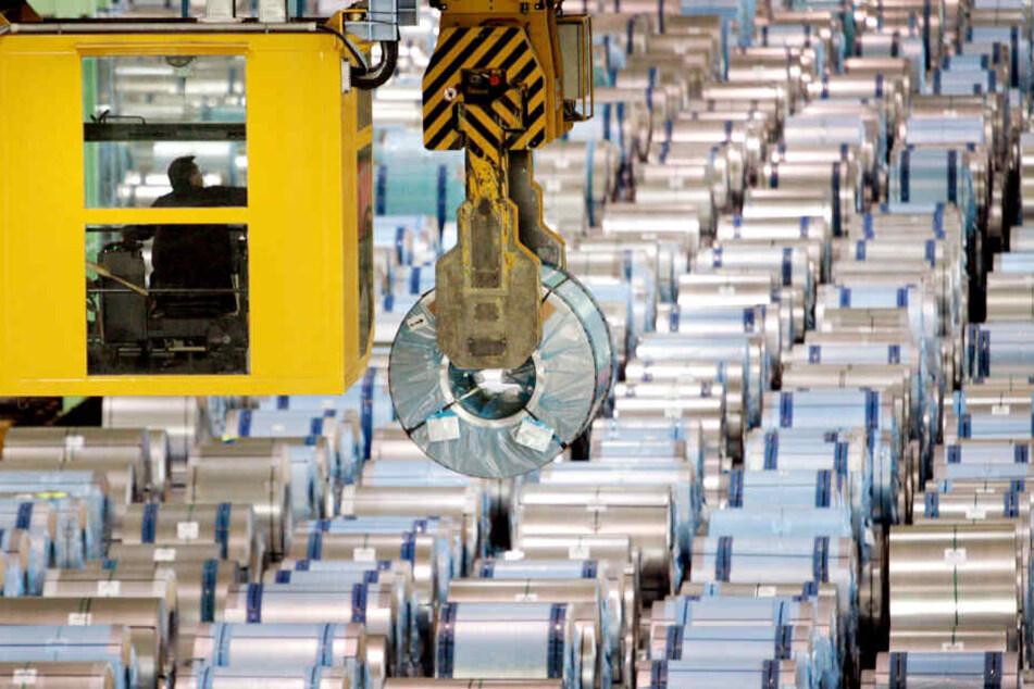 Konzerne sprachen Stahl-Preise ab! Jetzt sollen sie 646 Millionen Euro blechen