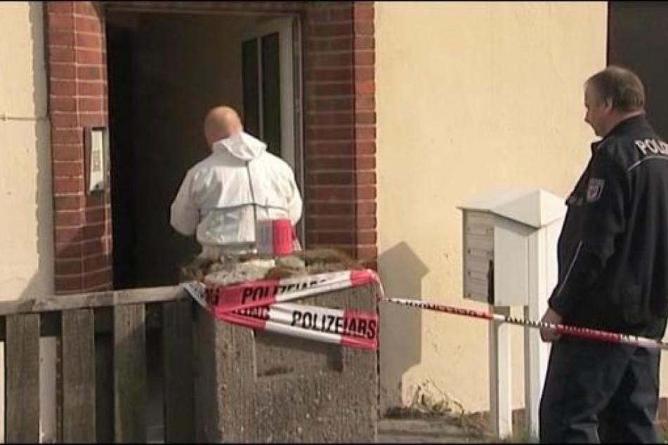 Die Polizei hatte die einbetonierte Leiche in einem Keller gefunden. (Symbolbild)