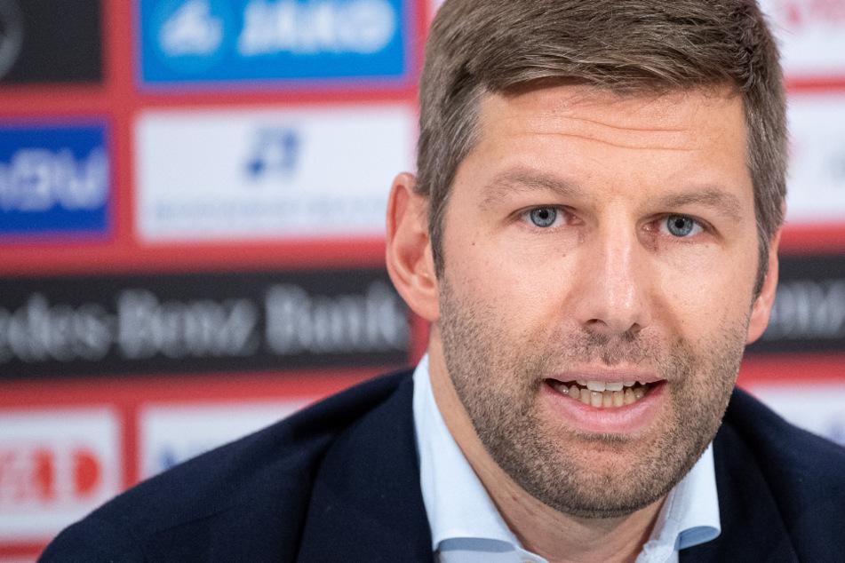 Vorstandsvorsitzender beim VfB Stuttgart: Thomas Hitzlsperger.