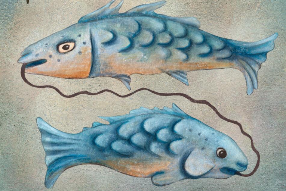 Dein Wochenhoroskop für Fische vom 30.08. - 05.09.2021.
