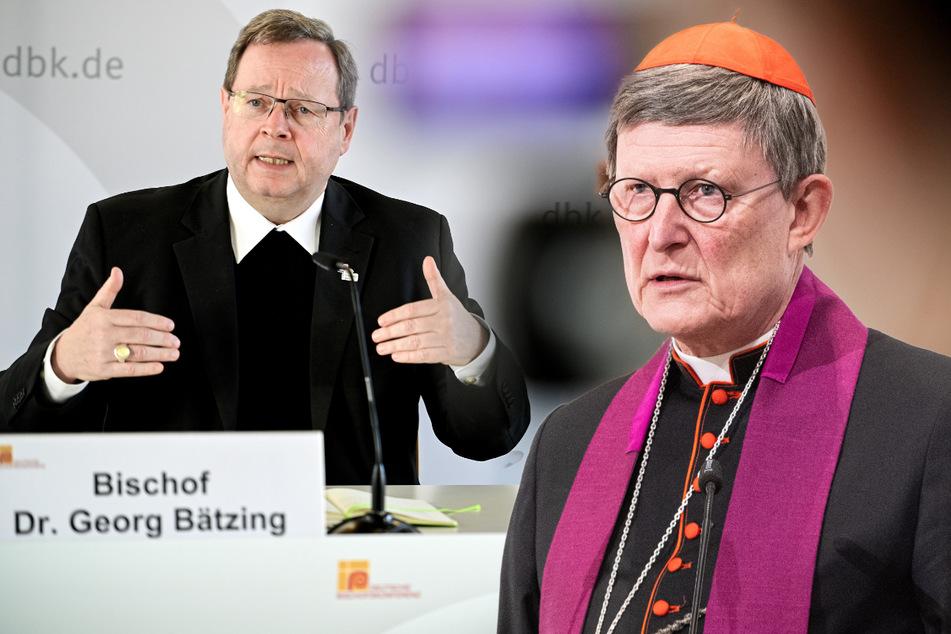 """""""Keine Hoheit"""": Deutsche Bischöfe machtlos im Fall Woelki"""