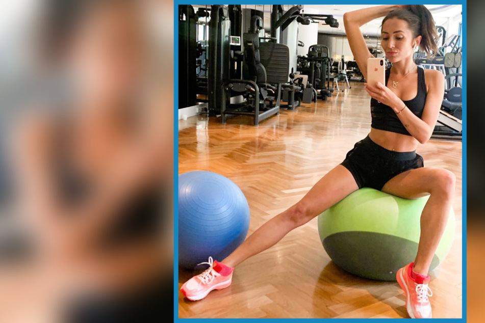Dschungelcamp: Danke, Corona! Darum kündigt Anastasiya Avilova jetzt ihr Fitness-Studio