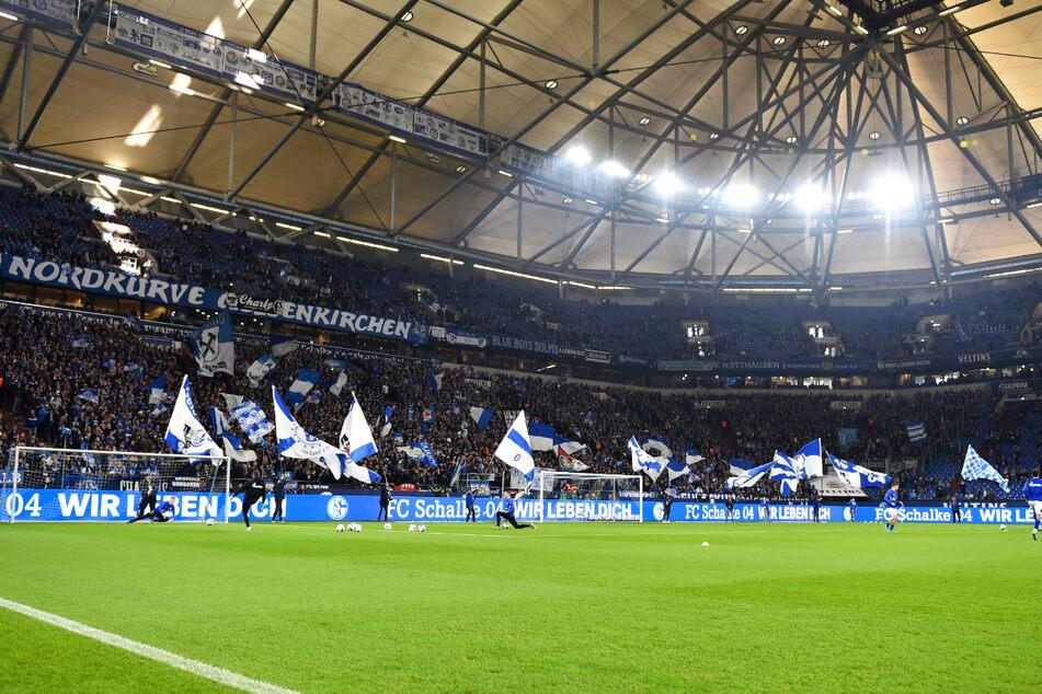 Am 23. Oktober gastiert Dynamo in der Veltins Arena auf Schalke - mal wieder ein Samstag-Abendspiel.