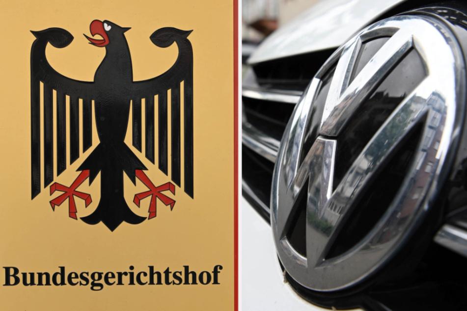 BGH gibt Diesel-Kläger recht: VW muss Schadenersatz zahlen!