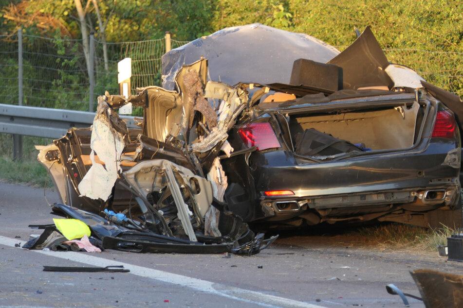 Nach Horror-Crash mit totem Polizeianwärter (†23) auf A14: Gab es ein illegales Rennen?