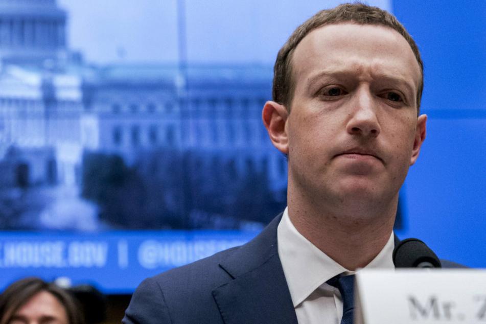 US-Staaten verklagen Facebook: Für Zuckerbergs Unternehmen wird es eng