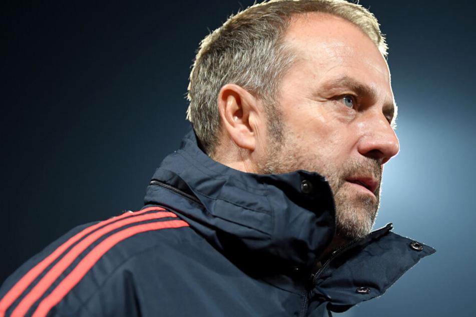 Hansi Flick ist aktuell als Trainer des FC Bayern München tätig.