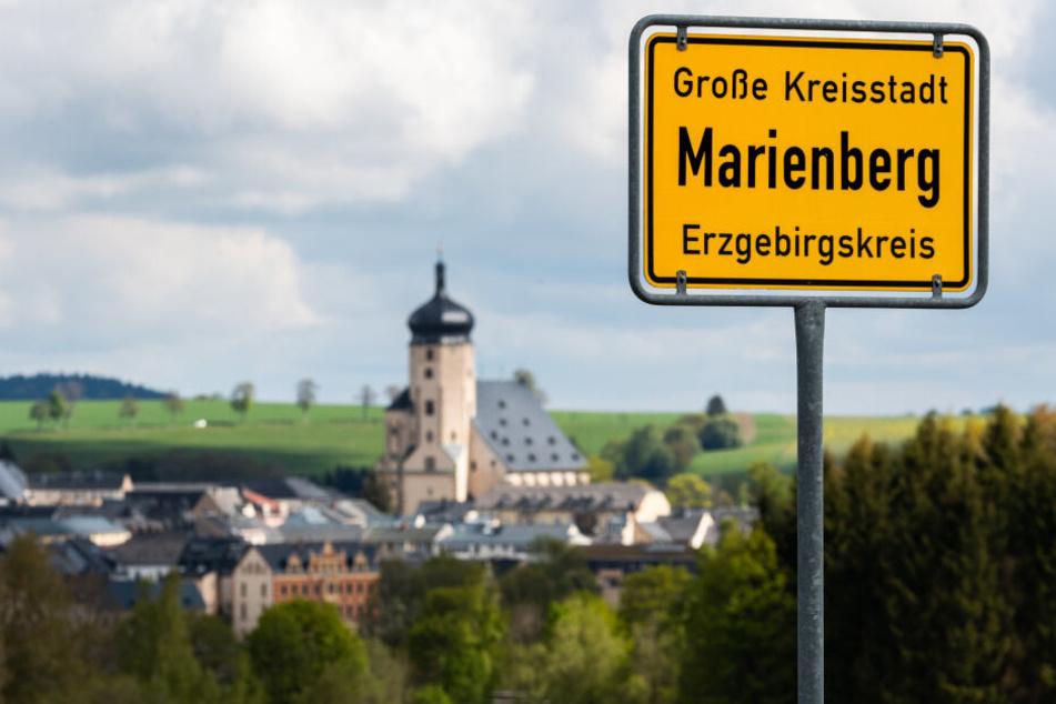 In Marienberg schaffen besonders viele Schüler einen Abschluss.